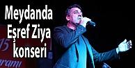 Meydanda Eşref Ziya konseri