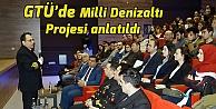 Milli Denizaltı Projesi'ni Anlattılar