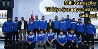 Milli Güreşçiler Türkiye Şampiyonasına Gidiyor!