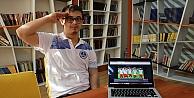Milli judocu Talha Ahmet Erdem Yılın Fotoğrafları oylamasına katıldı
