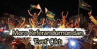 Moro Referandumundan Evet Çıktı