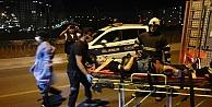 Motosikletli kaza, 1 ölü 1 yaralı!