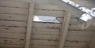 Müze şahane çatısı kırık!