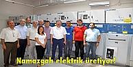 Namazgah elektrik üretiyor!