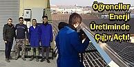 Öğrenciler Enerji Üretiminde Çığır Açtı!