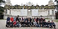 Öğrenciler İstanbulu Fethetti