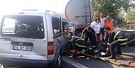 Osmangazi Köprüsünde Kaza: 2 Ölü