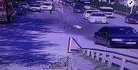 Otomobille uygulamadan kaçarken sürüklediği polisi yaralayan sürücü yakalandı