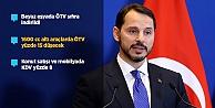 ÖTV ve KDV indirim paketini açıklandı