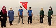 Özel öğrenciler Türk Dil Bayramını kutladı