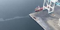 Panama Bandıralı Gemiye 1 Milyon 197 Bin TL Ceza