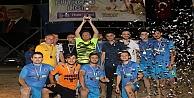 Plaj Futbolunda Şampiyon Yuvacıkspor