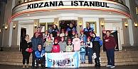 Roman çocuklar KidZaniayı gezdi