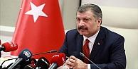 Sağlık Bakanı Fahrettin Koca :