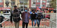 Sahte Altın Dolandırıcıları Tutuklandı