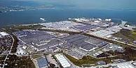 Sanayi kenti Kocaeliden yılın ilk çeyreğinde 3,8 milyar dolarlık ihracat