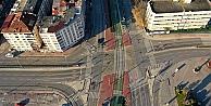 Sokaklar boş kaldı