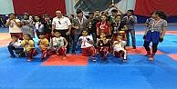 Spor Okulları Başarıya Doymuyor