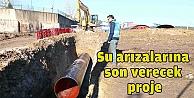 Su arızalarına son verecek proje