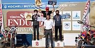 Süper Enduro GP, Kocaelide tamamlandı yarışlar nefes kesti