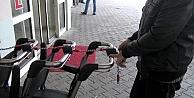 Tekerlekli Sandalye Uygulaması