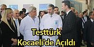 Testtürk Kocaeli'de Açıldı