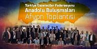 TGF Anadolu Buluşmaları Afyon