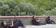 Trabzonda Polise Saldırı!