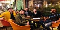 Trabzonlu gençlerden etkinlik hazırlığı