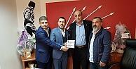 Trabzonlular'dan CHP Ziyareti