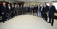 Trabzonlulardan Karaosmanoğluna teşekkür