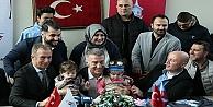 Trabzonspor Kulübü Başkanı Ahmet Ağaoğlu, Kocaelide etkinliğe katıldı