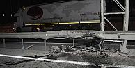 Trafik kazası:2 Ölü