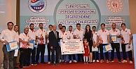 TSSF Onur Gecesi ve Ödül Töreni yapıldı