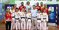Tuğçe Okul Olimpiyatlarında da şampiyon oldu