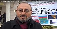 Tük Kırgız kardeş Üniversitesi Dekanı