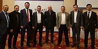 TÜMSİAD Başkanları Toplandı