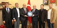 TÜMSİADdan Darıca Belediye Başkanıda ziyaret