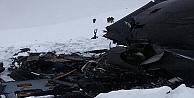 Tuncelide helikopter düştü: 12 şehit
