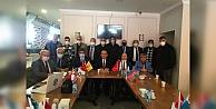 Türk Dünyası Gazeteciler Federasyonu Genel Kurulu Ankara da Yapıldı