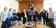 Türk Eğitim Vakfından KOTOya ziyaret