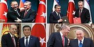 Türk Konseyi Zirvesi Azerbaycanda Toplandı