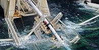 TürkAkımın deniz geçişinin yüzde 30u tamam