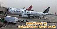 Türkiyeden Özbekistan ve Kazakistana Devri alem