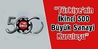 Türkiyenin İkinci 500 Büyük Sanayi Kuruluşu araştırması