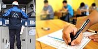 Üniversite sınavı için özel önlem