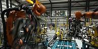 Ünlü otomobil firmalarının robotik üretim hatları Kocaeliden