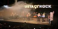 Usta Çırock Konseri Büyüledi