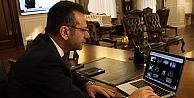 Vali Aksoy da oylamaya katıldı