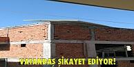 VATANDAŞ ŞİKAYET EDİYOR!